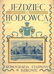 Monografja stadniny w Dzikowie
