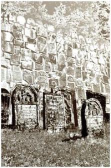 Kirkut w Kazimierzu n/Wisłą III [Fotografia]