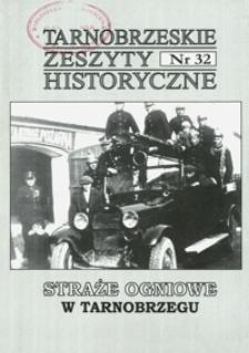 Tarnobrzeskie Zeszyty Historyczne. 2009, nr 32 (maj)