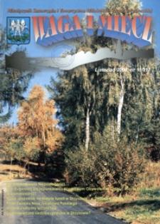 Waga i Miecz : miesięcznik Samorządu i Towarzystwa Miłośników Ziemi Strzyżowskiej. 2000, [R. 10], nr 11 (listopad)