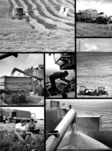 Żniwa na polach WOPR Boguchwała [Fotografia]