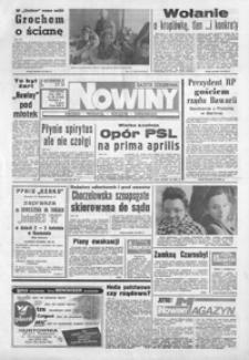 Nowiny : gazeta codzienna. 1992, nr 65-85 (kwiecień)