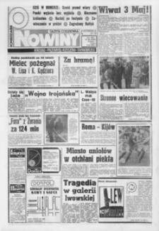 Nowiny : gazeta codzienna. 1992, nr 85-105 (maj)