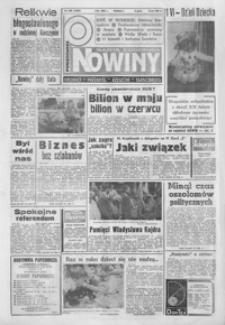 Nowiny : gazeta codzienna. 1992, nr 106-126 (czerwiec)