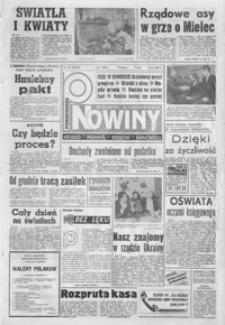 Nowiny : gazeta codzienna. 1992, nr 214-234 (listopad)