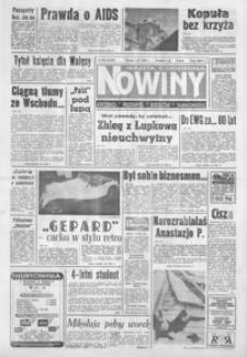 Nowiny : gazeta codzienna. 1992, nr 235-255 (grudzień)