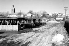 Plac targowy [Fotografia]