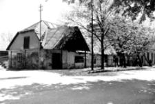 Zabytkowa kuźnia przy ul. Lwowskiej [Fotografia]