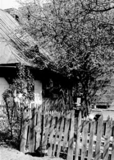 Dom drewniany na ul. Szkolnej [Fotografia]