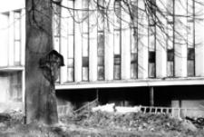 Dom kultury w budowie [Fotografie]