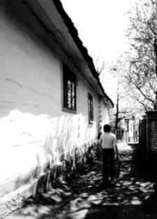 Dom drewniany. Ulica Kościelna [Fotografia]