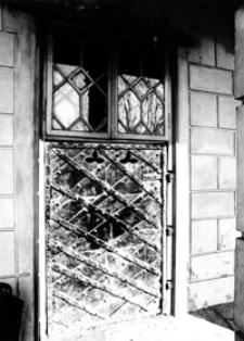 Drzwi kute w Pałacu Lubomirskich [Fotografia]