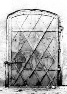 Kute drzwi [Fotografia]