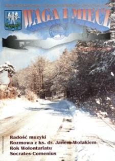 Waga i Miecz : miesięcznik Samorządu i Towarzystwa Miłośników Ziemi Strzyżowskiej. 2001, [R. 11], nr 2 (luty)