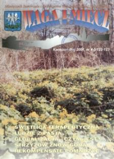 Waga i Miecz : miesięcznik Samorządu i Towarzystwa Miłośników Ziemi Strzyżowskiej. 2001, [R. 11], nr 4-5 (kwiecień-maj)