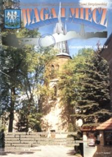 Waga i Miecz : miesięcznik Samorządu i Towarzystwa Miłośników Ziemi Strzyżowskiej. 2001, [R. 11], nr 6 (czerwiec)