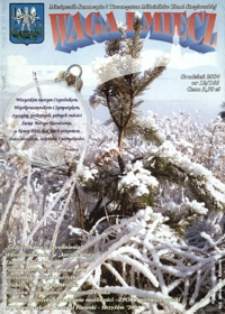 Waga i Miecz : miesięcznik Samorządu i Towarzystwa Miłośników Ziemi Strzyżowskiej. 2004, [R. 14], nr 12 (grudzień)