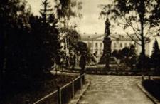 Jasło. Park Miejski [Widokówka z obiegu]