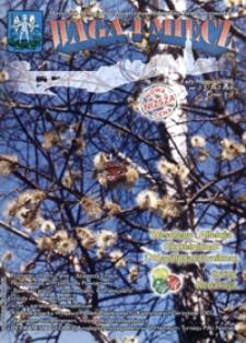 Waga i Miecz : miesięcznik Samorządu i Towarzystwa Miłośników Ziemi Strzyżowskiej. 2005, [R. 15], nr 2-3 (luty-marzec)