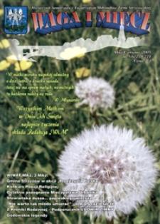 Waga i Miecz : miesięcznik Samorządu i Towarzystwa Miłośników Ziemi Strzyżowskiej. 2005, [R. 15], nr 5-6 (maj-czerwiec)
