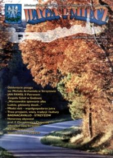 Waga i Miecz : miesięcznik Samorządu i Towarzystwa Miłośników Ziemi Strzyżowskiej. 2005, [R. 15], nr 10-11 (październik-listopad)