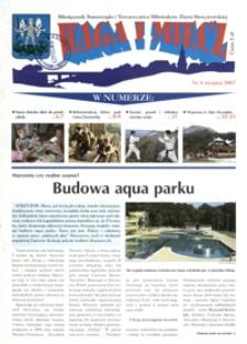 Waga i Miecz : miesięcznik Samorządu i Towarzystwa Miłośników Ziemi Strzyżowskiej. 2007, [R. 17], nr 8 (sierpień)