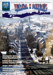 Waga i Miecz : miesięcznik Samorządu i Towarzystwa Miłośników Ziemi Strzyżowskiej. 2008, [R. 18], nr 11 (listopad)