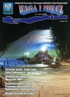 Waga i Miecz : miesięcznik Samorządu i Towarzystwa Miłośników Ziemi Strzyżowskiej. 2009, [R. 19], nr 1 (styczeń)