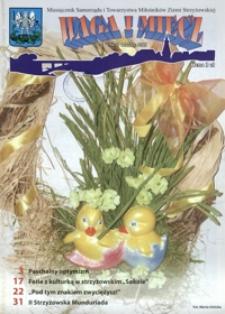 Waga i Miecz : miesięcznik Samorządu i Towarzystwa Miłośników Ziemi Strzyżowskiej. 2010, [R. 20], nr 3 (marzec)