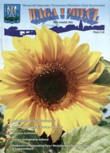Waga i Miecz : miesięcznik Samorządu i Towarzystwa Miłośników Ziemi Strzyżowskiej. 2010, [R. 20], nr 9 (wrzesień)