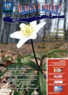 Waga i Miecz : miesięcznik Samorządu i Towarzystwa Miłośników Ziemi Strzyżowskiej. 2011, [R. 21], nr 3 (marzec)