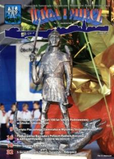 Waga i Miecz : miesięcznik Samorządu i Towarzystwa Miłośników Ziemi Strzyżowskiej. 2011, [R. 21], nr 10 (październik)
