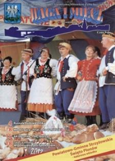 Waga i Miecz : miesięcznik Samorządu i Towarzystwa Miłośników Ziemi Strzyżowskiej. 2012, [R. 22], nr 9 (wrzesień)