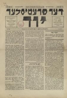 Der Przemyśler Jid. 1919, nr 9-11 (kwiecień)