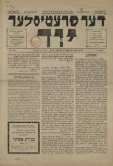 Der Przemysler Jid. 1919, nr 37-40 (listopad)