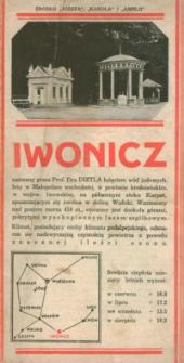 """Iwonicz : źródło """"Józefa"""", """"Karola"""", """"Amelii"""""""