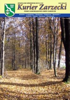 Kurier Zarzecki : pismo samorządowe gminy Zarzecze : Kisielów, Łapajówka, Maćkówka [...]. 2010, nr 3