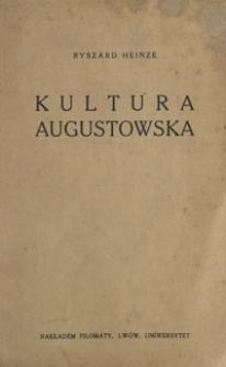 Kultura augustowska