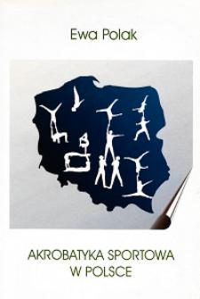 Akrobatyka sportowa w Polsce