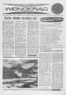 Widnokrąg : tygodnik kulturalny. 1962, nr 4 (28 stycznia)