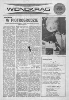 Widnokrąg : tygodnik kulturalny. 1962, nr 45 (10 listopada)