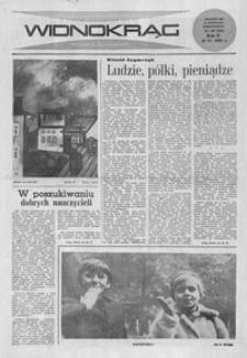 Widnokrąg : tygodnik kulturalny. 1962, nr 46 (18 listopada)