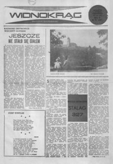 Widnokrąg : tygodnik kulturalny. 1962, nr 47 (25 listopada)