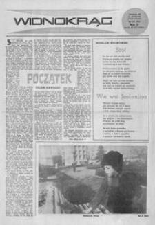 Widnokrąg : tygodnik kulturalny. 1962, nr 51 (24-26 grudnia)