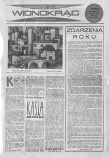 Widnokrąg : tygodnik kulturalny. 1962, nr 52 (30 grudnia)