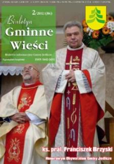 Biuletyn Gminne Wieści : biuletyn informacyjny Gminy Jedlicze. 2012, nr 2