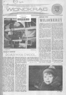 Widnokrąg : tygodnik kulturalny. 1963, nr 1 (6 stycznia)
