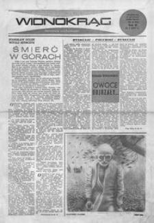 Widnokrąg : tygodnik kulturalny. 1963, nr 2 (13 stycznia)