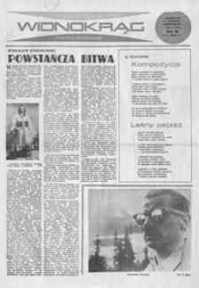Widnokrąg : tygodnik kulturalny. 1963, nr 5 (3 lutego)