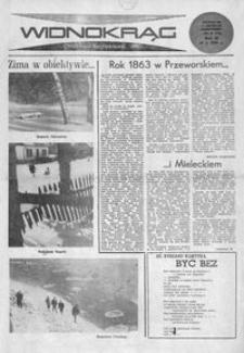 Widnokrąg : tygodnik kulturalny. 1963, nr 6 (10 lutego)